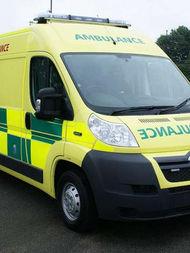 UK Emergency Medical Transport Secure Am