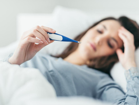 Fever - Home Remedies to Relief from Fever