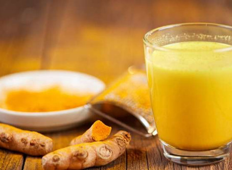 Turmeric Milk and Its Benefits. Scientifically Proven Facts