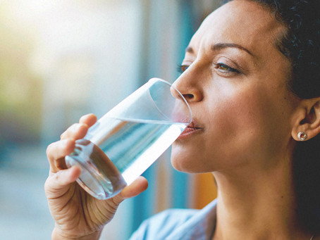 Does drinking water help you grow taller?