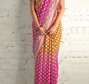 Amazing Georgette Sarees That Speak Your Style
