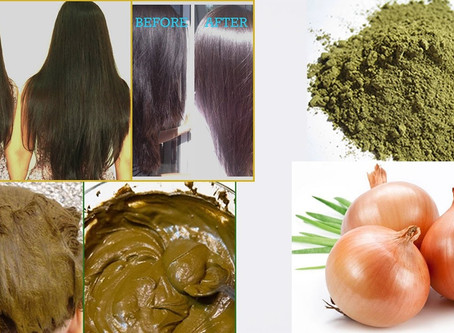 How to Apply Henna for Hair Growth