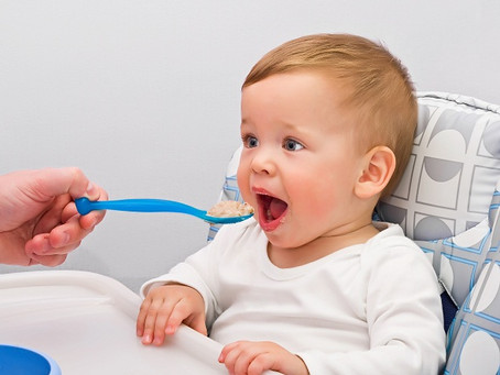 Baby Food Recipes 12-18 Months