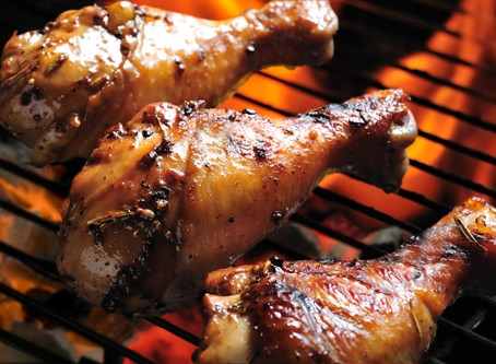 How to Make Grilled Chicken. Easy Recipe to make