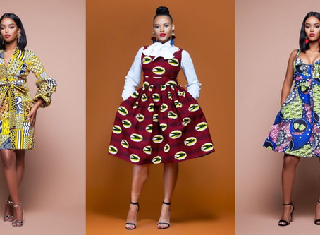 African Dresses – Latest Designs for Women in Fashion