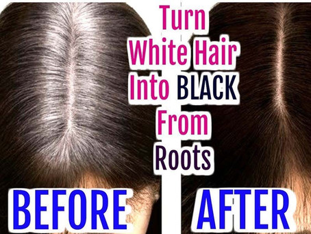 What Causes Grey Hair? – Quick Tips To Avoid