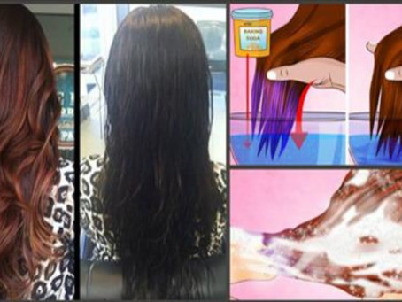 Effective Ways To Remove Your Hair Color