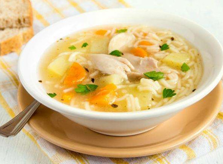 Easy To Prepare Chicken Soups and Their Benefits