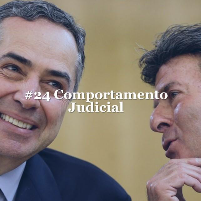 #24 - Comportamento judicial - site
