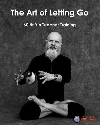 Yin Yoga TeacherTraining London