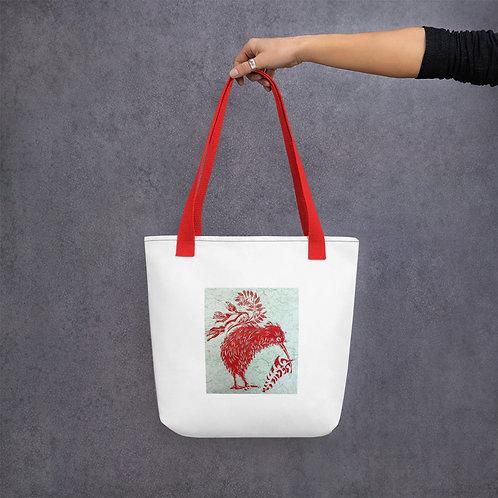 kiwibird Tote bag