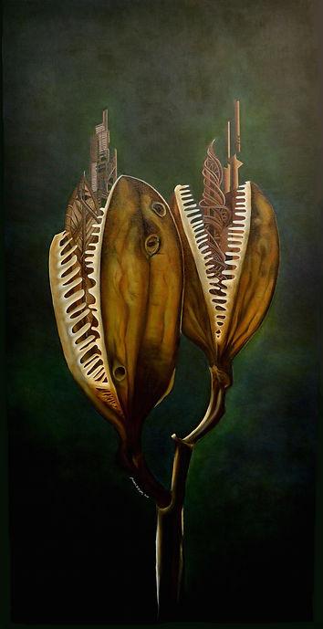 Elizabeth R. Wilson_Giant Himalayan Lily
