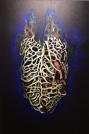 Wilson_E_Caged_Oil on Canvas_24'x36_.jpg