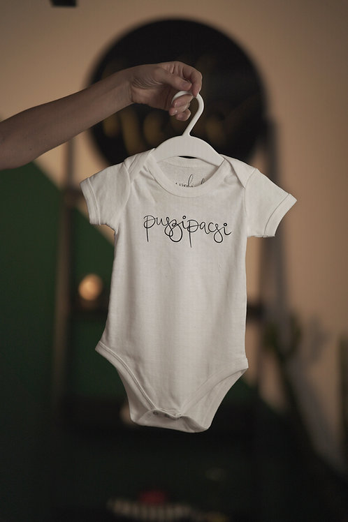 Puszipacsi baba body