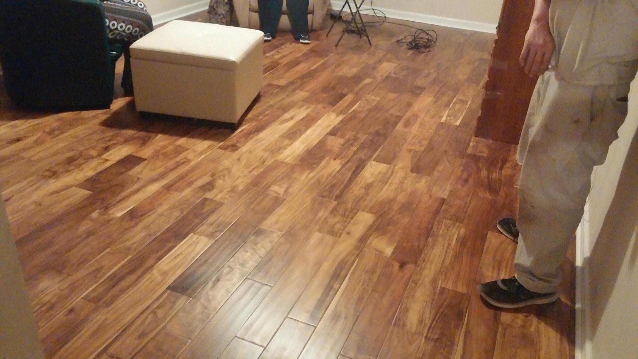 Santa Fe Acacia wood