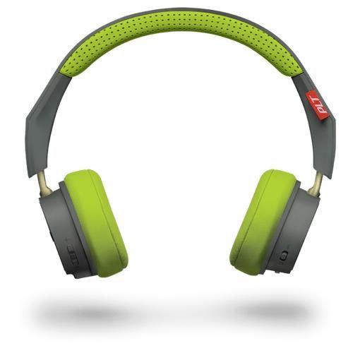 Plantronics Backbeat 505 Wireless On-Ear Headphones Grey