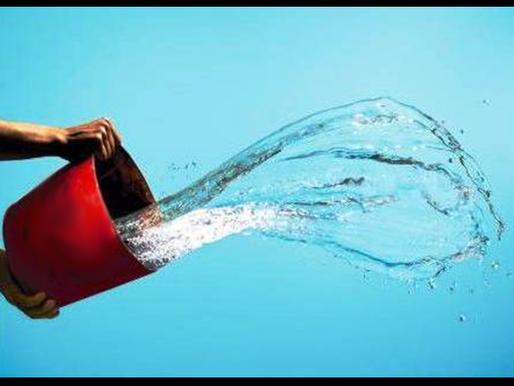 Balde de água fria nas negociações