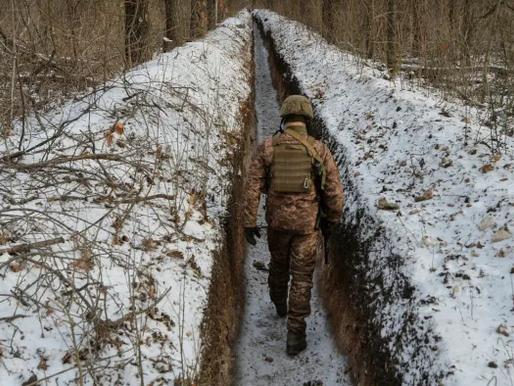 Novas tensões na fronteira ucraniana