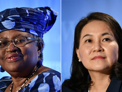 Uma Diretora-Geral na OMC