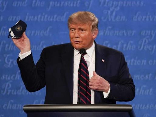 Trump, Covid – 19 e ainda mais incerteza