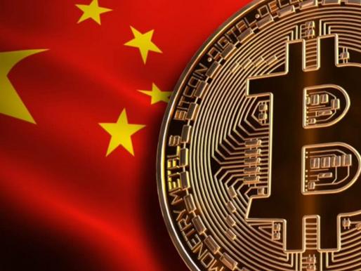 China x Bitcoin