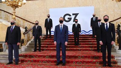 G7: o ocidente está vivo
