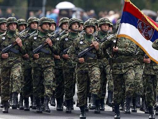 Os Bálcãs e o Mundo Sérvio