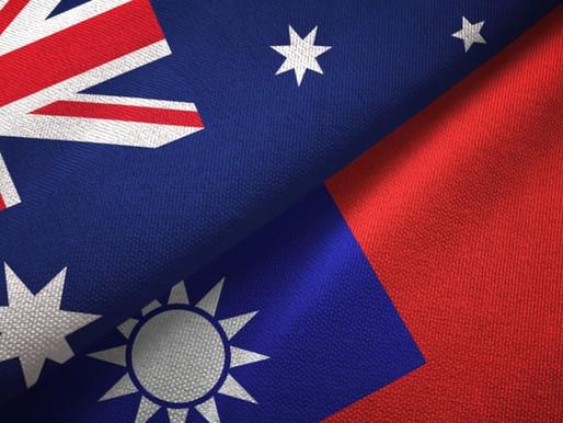 A ameaça comum a Taiwan e Austrália