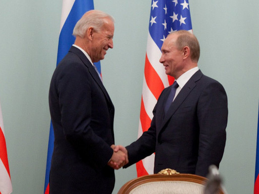 Biden e as novas sanções sobre a Rússia