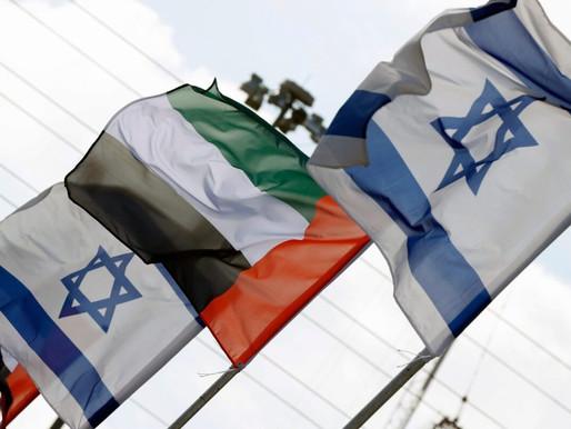 Israel, Emirados Árabes e Hamas