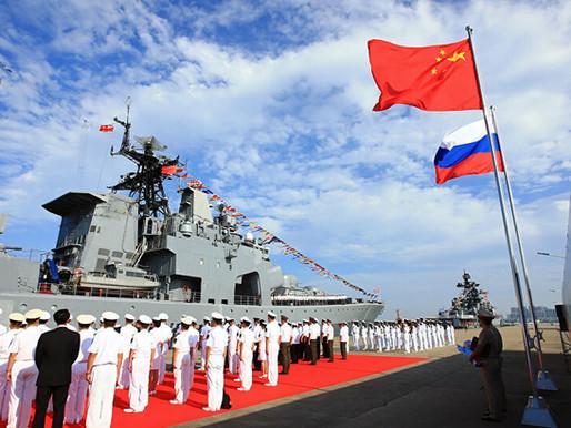 A gigantesca aliança Rússia-China