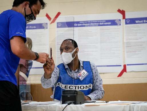 As eleições adiadas pelo vírus