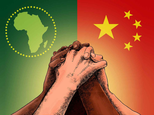 Soja, China, Brasil, EUA e África