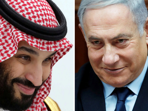 Coluna extra! O encontro Netanyahu-MBS
