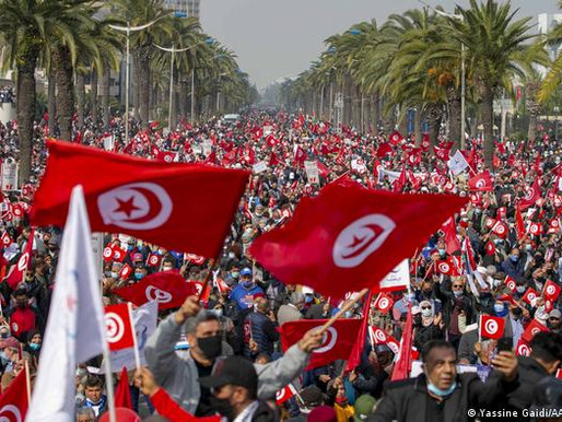 O que está acontecendo na Tunísia