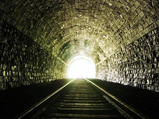 Luz no fim do túnel – Boas notícias!