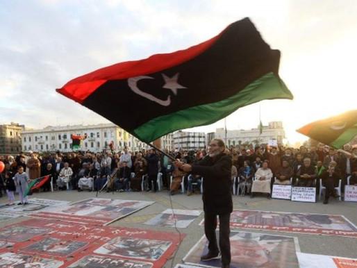 O processo de paz na Líbia
