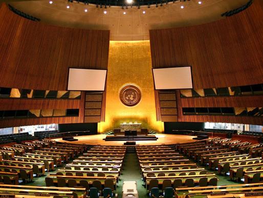 A 75ª Assembleia Geral da ONU