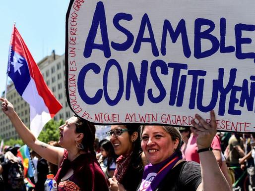 A Constituinte no Chile