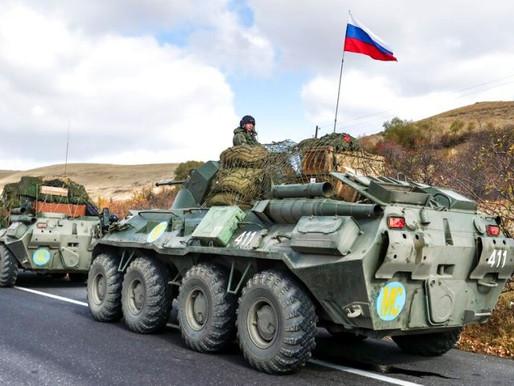 Notícias de Nagorno-Karabakh com Heitor Loureiro