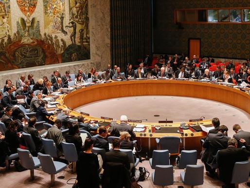 Brasil volta ao Conselho de Segurança