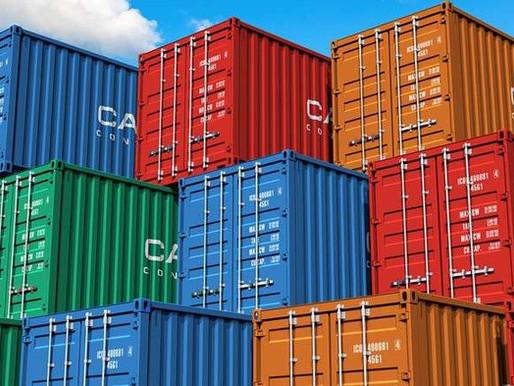 Apagão dos containers