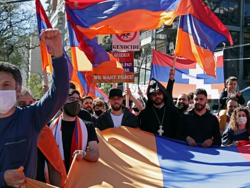 Nagorno-Karabakh e a geopolítica regional