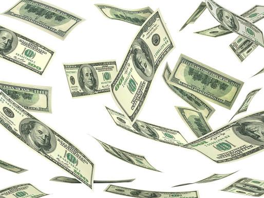 Money, money & money