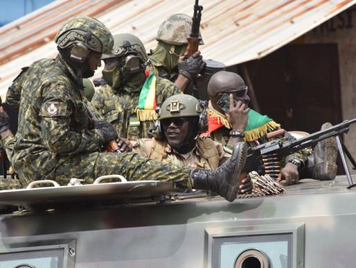 O golpe de estado na Guiné