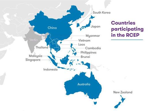 A maior zona de livre-comércio do mundo