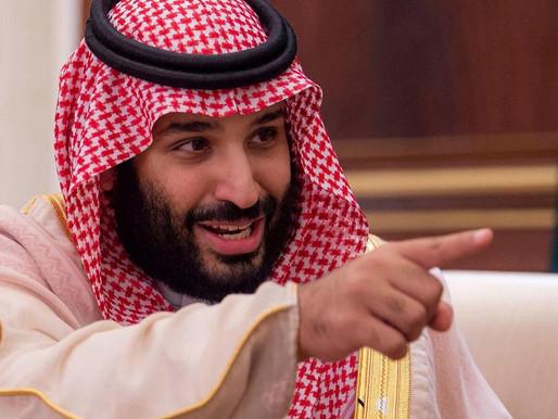 MBS e o furacão saudita