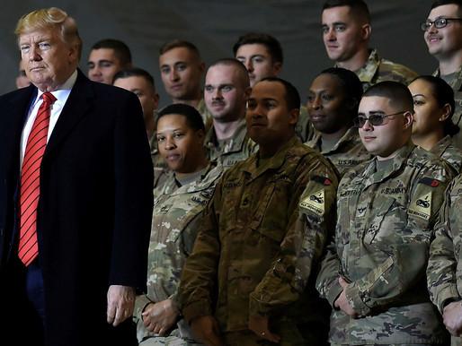 A retirada das tropas americanas