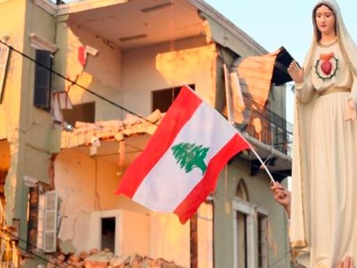 A reconstrução do Líbano