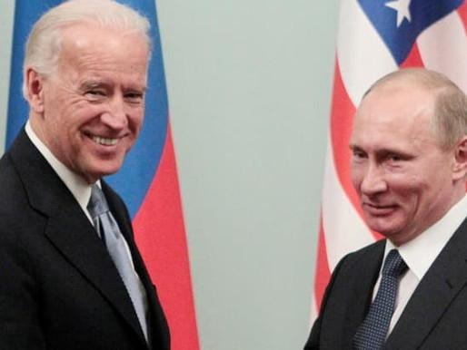 O bate-papo entre Biden e Putin